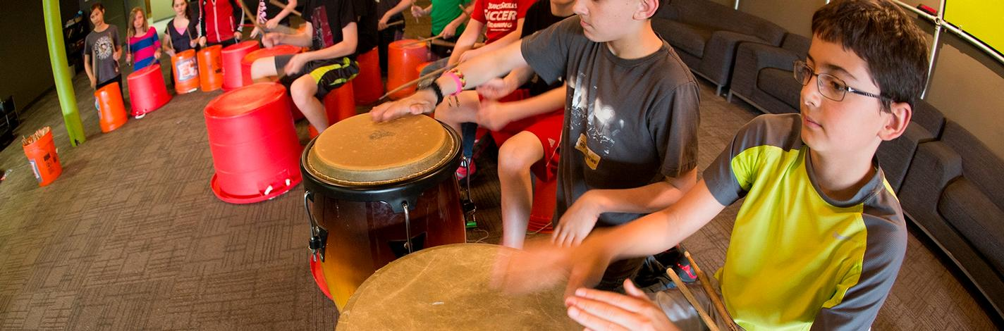 elementary drums