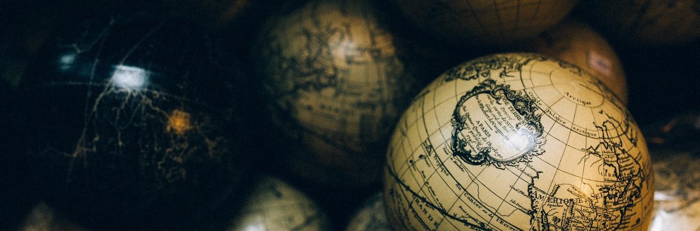 international globes